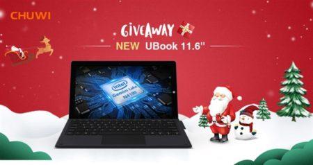 CHUWIクリスマスキャンペーンで「UBook」があたる! お得な製品や新製品の「Hi10X」も紹介:PR