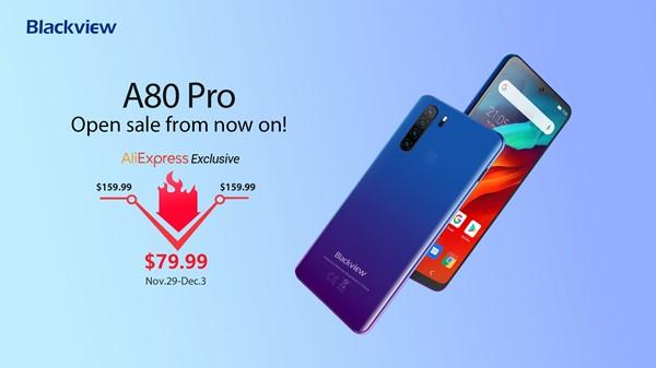 Blackview A80 Pro Redmi 8A 比較