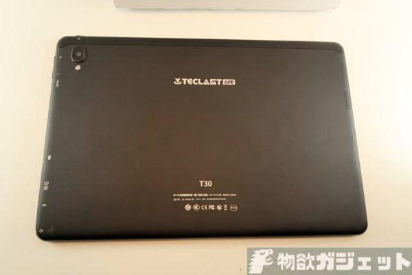 TECLAST T30 タブレット レビュー