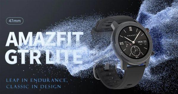 Amazfit GTR Lite スペック