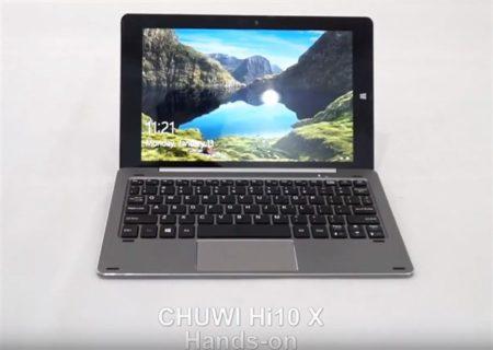 CHUWI Hi10X 開封 ベンチマーク
