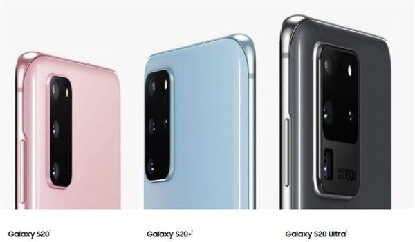 Galaxy S20 Ultra 特徴 スペック