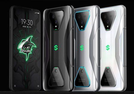 【B19対応版5万円!】Xiaomi ゲーミングスマホ「BlackShark 3」発表~SD865/5G対応で5万円ちょいの衝撃価格
