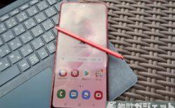 【実機レビュー】日本未発売「Galaxy Note 10 Lite」ファースト・インプレッション~6.5万円で買えるSペン内蔵廉価版スマホをチェック