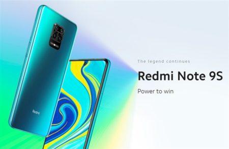 Xiaomiが価格破壊機スマホ「Redmi Note 9S」発売~SD 720G/パンチホール/クアッドカメラ搭載で2万円台