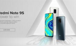 209.99ドル~Gearbestで「Xiaomi Redmi Note 9S」ハイコスパスマホが更に安く買える期間限定クーポンがでているぞ