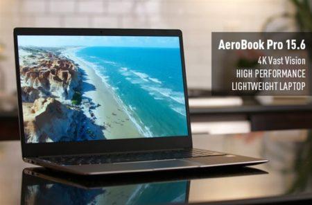 CHUWIが4K解像度ノートPC 「AeroBook Pro 15.6(Plus)」でゲームプレイ結果を公開 : PR