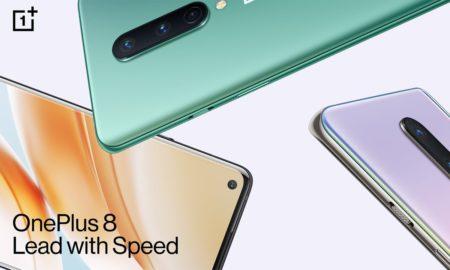 【20台限定だが安いぞ599ドル!】ハイコスパの代名詞OnePlusが5G対応「OnePlus 8」発売中~先代のOnePlus 7Tから何が違うか比較