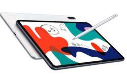 Kirin810搭載の薄型軽量タブレット「HUAWEI MatePad 10.4」発売~Googleアプリは無いがハードは魅力的
