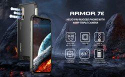 【215.99ドル】タフネススマホ最高峰に廉価版「Ulefone Armor 7E」発売開始~1万円以上も安くなった