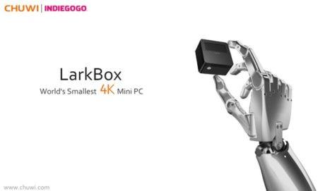 世界最小4KミニPC「LarkBox」が約2万円でクラウドファンディング予定%25% OFF : PR
