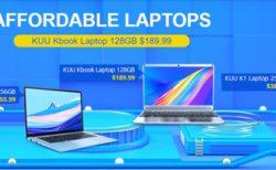14インチフルHD/8GB/256GB SSD機で約2万円など~GearBestで「ラップトップPCセール」が開催中