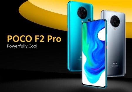 【498ドル日本専用クーポン】Xiaomi ハイエンド低価格「POCO F2 Pro」発売!スナドラ865/ポップアップカメラ搭載で400ドル後半と衝撃価格