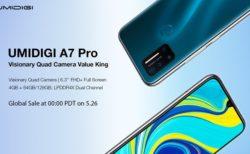 【99.99ドルセール】ハイコスパスマホ「UMIDIGI A7 Pro」発売~クアッドカメラ搭載で1万円台前半!?
