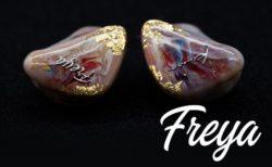 Kinera 宝石のように美しいイヤホン「Freya」を発表~クアッドハイブリッド1DD + 3BAドライバ IEM : PR