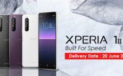 海外SIMフリー版「XPERIA 1 Ⅱ5G」がETORENで発売~5G&4G B19対応/イヤホンジャック/無線充電などXPERIA 1と比較して大幅機能向上