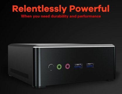 【限定10台229.99ドル】Ryzen 3 2200U搭載ミニPC『T-Bao TBOOK MN22 』が発売中~8GB RAM/NVMe SSD/Win10プリインストールでこの価格は破壊級