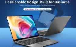 【2万円ちょいクーポン追加】廉価な14.1インチアルミボディラップトップPC「TECLAST F7S」発売~薄型で1.5kgと軽量