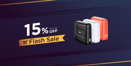 【20% OFF】どこにでも印刷ができるプリンター「SELPIC S1/S1+」が20% OFF!Amazonより公式が1万円以上安い