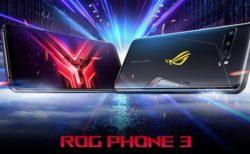 【6.8万円セール中】超ハイスペックゲーミングスマホ「ASUS ROG Phone3」海外SIMフリー版が各オンラインストアで発売