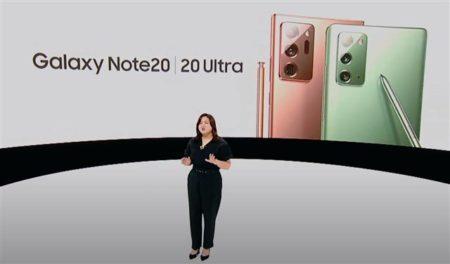 Samsung「Galaxy Note 20シリーズ」発表! シリーズ違いまとめ~Note20はフラット/Note20 Ultraはエッジディスプレイなど結構違う