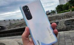【実機レビュー:前編】「Xiaomi MI Note10 Lite」美しいAMOLEDディスプレイと4眼カメラ搭載のミドルハイ機がわずか約3万円