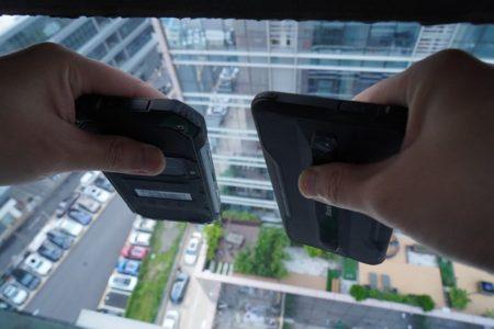 Blackviewがタフネススマホ「BV6300 Pro」の堅牢性を示す為の動画を公開~階段から投げたり燃やしたりとやりたい放題: PR