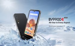 Blackviewがお買い得なタフネススマホ「BV9900E」を発表~性能ほぼ同じのトップエンド「BV9900 Pro」のほぼ半額と衝撃価格