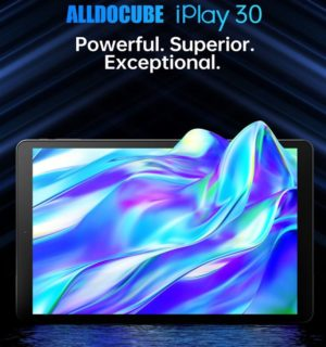 1万円台ながらミドル機性能Androidタブ「ALLDOCUBE iPlay 30」発売~Helio P60搭載の10.5インチタブレット