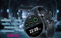 「Allcall Awatch GT2」スマートウォッチ約1.1万円発売中~AndroidOS/GooglePlayから好きなアプリを導入可能とほぼスマホ