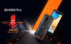 タフネススマホ「Blackview BV4900 Pro」が発売~ブラックフライデーで半額の99.99ドルと約1万円の低価格
