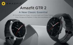 名機の2代目「Amazfit GTR 2」スマートウォッチ発売~エレガントデザイン,単体音楽再生,通話/Alexa対応など大幅進化