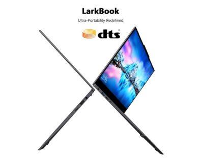CHUWI 13.3インチで極薄約12mm厚 1kgのノートPC「LarkBook」発売~4スピーカーでDTSサラウンド対応! 事前メルマガ登録で50ドルOFF