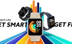 【55.99ドルクーポン追加】Xiaomiから『Mi Watch Lite』スマートウォッチ発売~5色カラー/9日間充電不要/GPS+心拍+睡眠+気圧計など機能満載