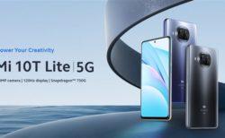 【1.1万円オフクーポン追加】5G/120Hzディスプレイ対応「Xiaomi Mi10T Lite」発売中~ミドルハイ機なのに3万円そこそこと安すぎる