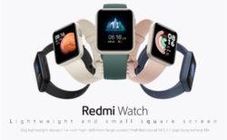 【安っ6477円】Xiaomiからデザインの良い廉価スマートウォッチ「Redmi Watch」が発売~通常使用7日と機能しっかりでデザインも良く価格破壊レベル