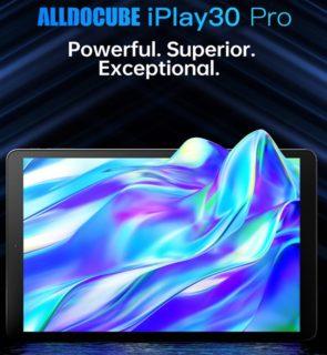 【クーポン追加】メモリ6GBに増強! 「ALLDOCUBE iPlay30 Pro」発売~10.5インチ100ドル台ながらHelio P60搭載で使えるタブレットがアップグレード