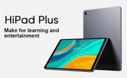 【234.99ドルクーポン追加】iPadライクな11インチ2K解像度タブレット「CHUWI HiPad Plus」発売~わずか6.95mmと極薄