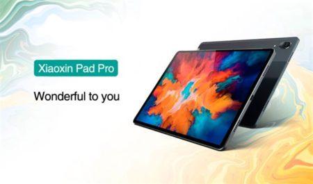 【クーポン追加】LenovoからSnapdragon730Gミドル機タブ「XiaoXin Pad Pro」発売~11.5インチ2K有機ELディスプレイ搭載ながら485gと軽量