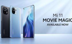 Xiaomiフラッグシップスマホ『Xiaomi Mi 11』グローバル版が発売! 8,463円オフクーポンも!但し2月10日まで