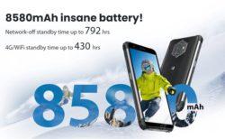 Blackviewが8,580mAh大容量バッテリータフネススマホ「Blackview BV6600」の発売を予告 : PR