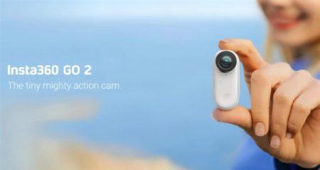 26.5g超小型軽量アクションカメラ「Insta360 GO 2」発売~購入は日本版より輸入版が安く狙い目