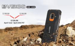 タフネススマホ「Blackview BV5100」に廉価な4GB+64GB版を追加! 60ドルオフの139.99ドルで本日発売  : PR