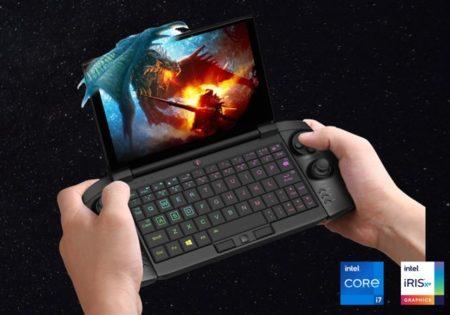 超ハイエンド7インチのゲーミングUMPC『One Netbook OneGx1 Pro』発売中~クーポンで50ドルオフ(約6000)円