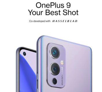 【180ドルオフクーポン追加】ハッセルブラッドカメラ搭載「OnePlus9」各ストアで発売開始! フラッグシップながら729ドルと割安感のある価格