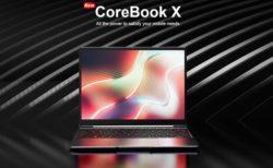 CHUWI Core i5-8259U搭載14.1インチノートPC「CoreBook X」発売記念キャンペーン開催! 最大70ドル割引+PCバッグが無料: PR