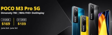 【2日間限定169ドルセールキタ!!】Xiaomi POCOの勢いが止まらない! 「POCO M3 Pro」発表~AnTuTu32万点越えで1万円台の衝撃価格