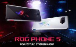 国内版より安い~ASUSゲーミングスマホ「ROG Phone5」グローバル版が海外オンラインストアで発売
