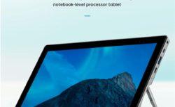 キックスタンド搭載10.1インチ Win10 2in1 タブレットPC「ALLDOCUBE iWork 20」発売~キーボード付で3万円前半とリーズナブル