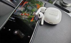 【レビュー】スマホメーカーのBlackviewの完全ワイヤレスイヤホン「AirBuds3」を使ってみた! 2500円で買えて片耳僅か3gの超軽量さは極上の装着感
